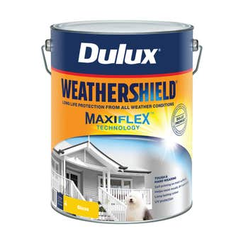 Dulux Weathershield Exterior Gloss Ultra Deep Base 10L