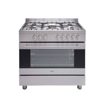 Euro Appliances Valencia Dual Free Standing Oven 900mm