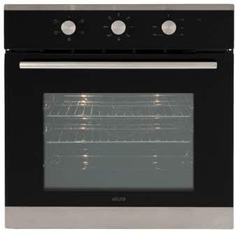Euro Appliances Fan Forced Oven 4F 600mm