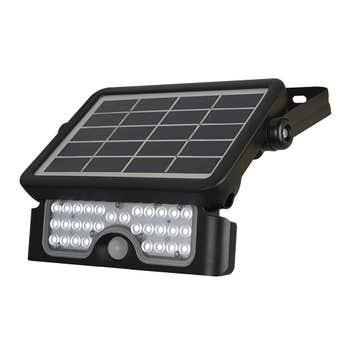 Mirabella 5W LED Solar Flood Light with Motion Sensor