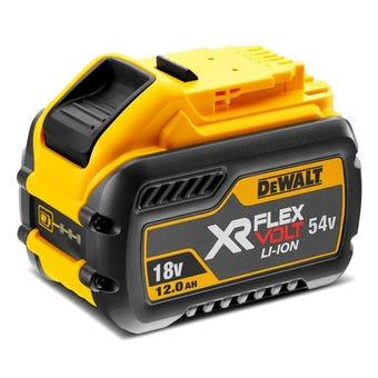 DeWALT 18V-54V XR Flexvolt Li-Ion 12.0Ah Battery