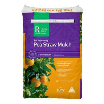 Rocky Point Pea Straw Mulch