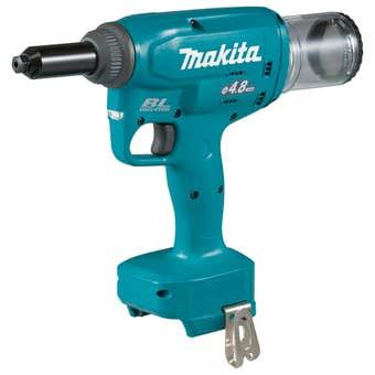 Makita 18V Brushless Riveter Skin 4.8mm