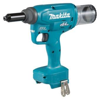 Makita 18V Brushless Rivet Gun Skin 6.4mm
