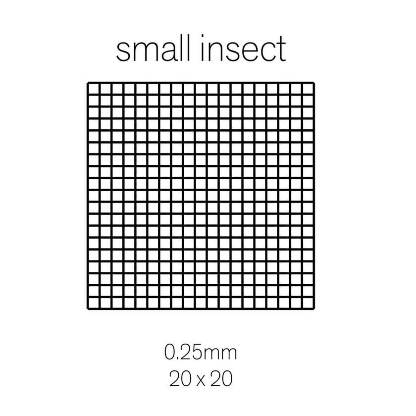 Cowdroy Small Insect Screen 1220mm x 2.05m