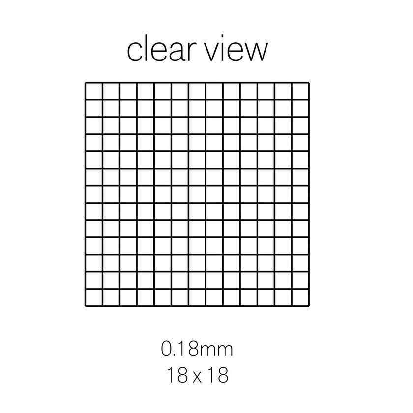 Cowdroy Clearview Insect Screen 910mm x 2.05m