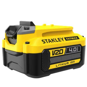 Stanley FatMax V20 4.0Ah Battery Pack