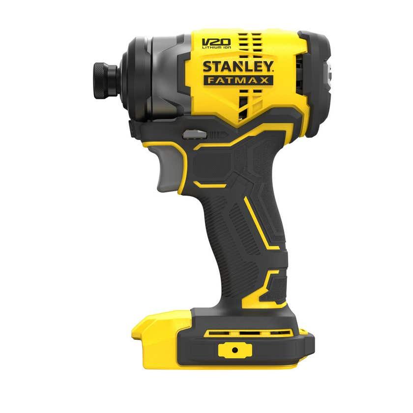 Stanley FatMax V20 Brushless Impact Driver Skin