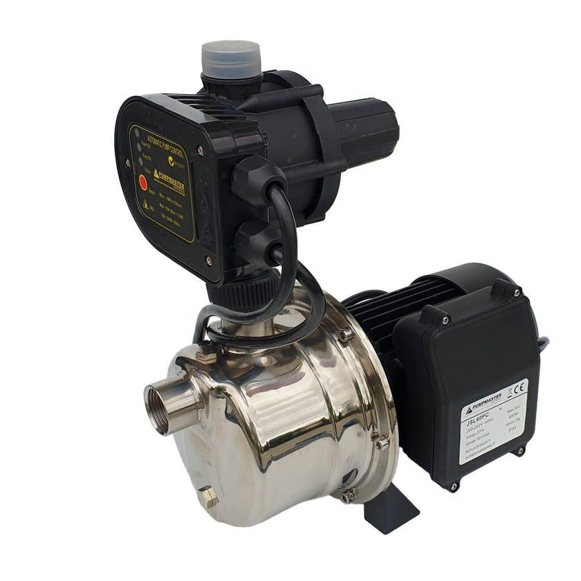 Pumpmaster JSL Series Horizontal Self-Priming Jet Pumps 2 Tap