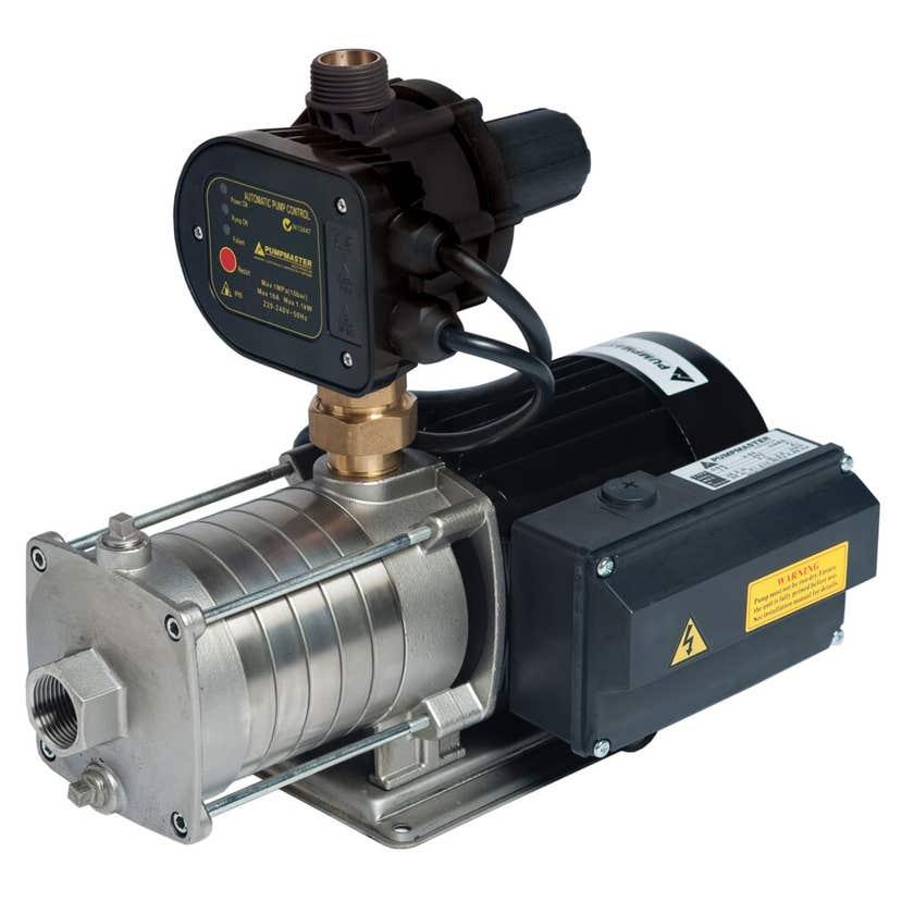Pumpmaster Horizontal Multistage Pump 8 Tap