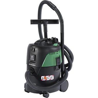 HiKOKI 1000W 25L Wet & Dry Vacuum