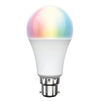 Brilliant Smart Globe A60 9W B22 RGBW