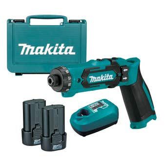 Makita 7.2V Driver Drill Kit DF012DSE