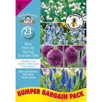 Mr Fothergill's Bee Friendly Spring Garden Mix