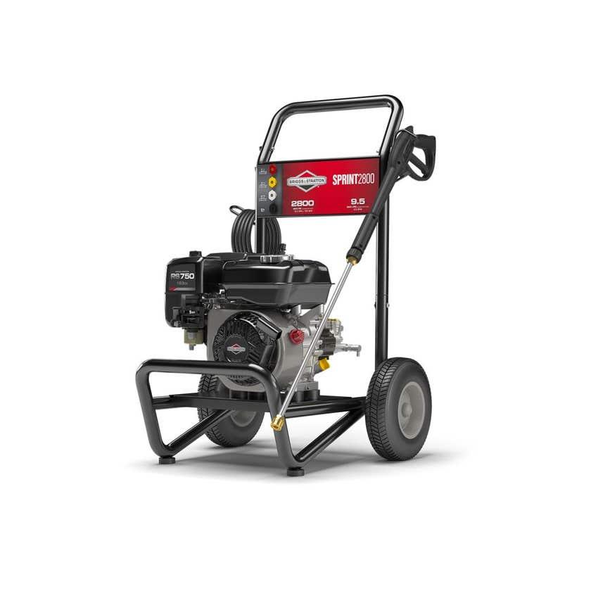 Briggs & Stratton Sprint Petrol Pressure Washer 2800psi