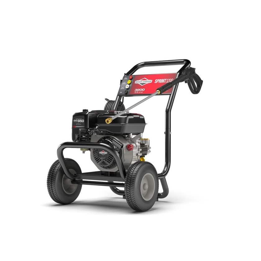 Briggs & Stratton Sprint 3200 Psi Petrol Pressure Washer