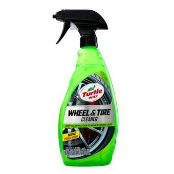 Turtle Wax Wheel & Tire Cleaner 680ml