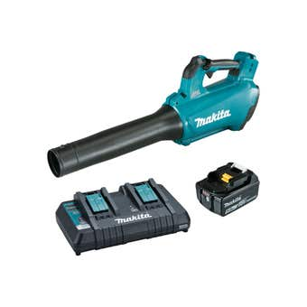 Makita 18V 5.0Ah Brushless Blower Kit DUB184PT