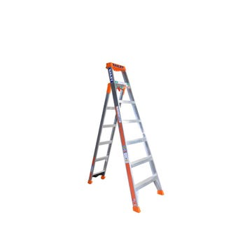 Bailey 3 in 1 Ladder 7 Step Industrial 150kg 2.1m