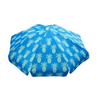 Beach Umbrella Assorted Designs 150cm