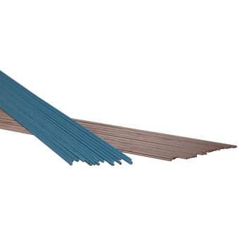 Weldclass Brazing Rod 45% Silver - 5 rods
