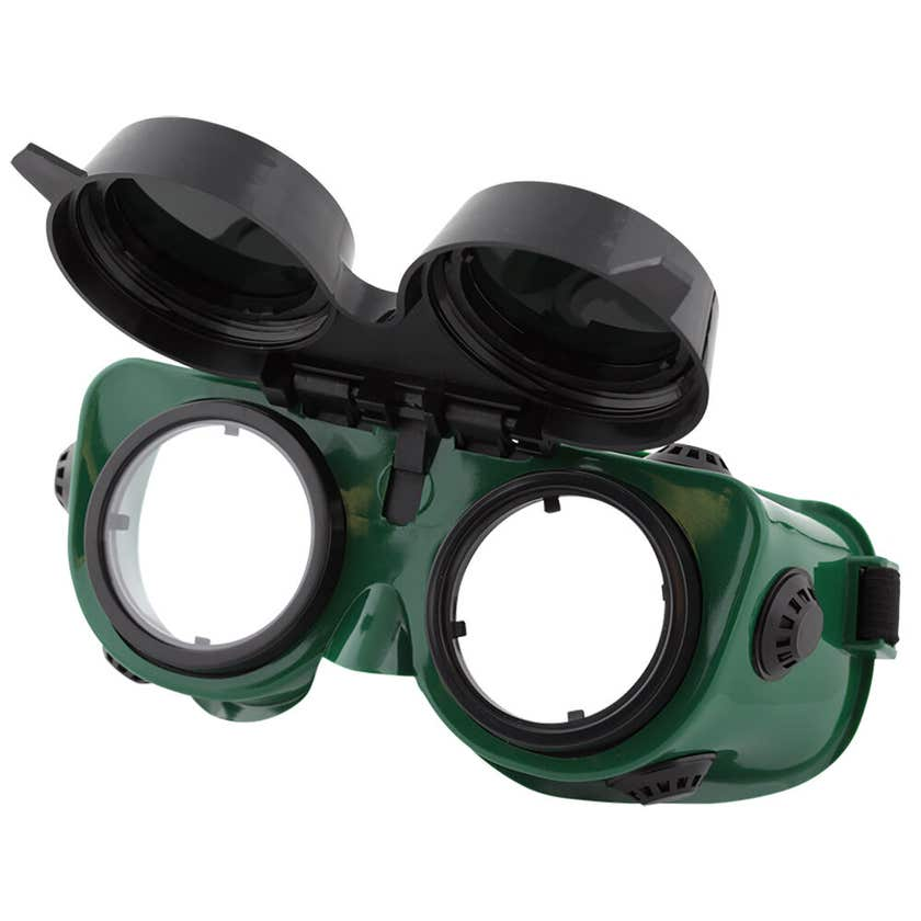Weldclass Oxy Goggles - Round Lens