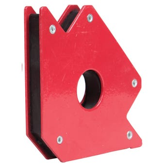 Weldclass Magnetic Square Red Arrow 4""
