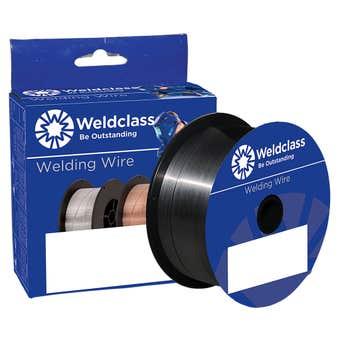 Weldclass Wire MIG Steel 0.8mm 0.9kg Mini-Spools