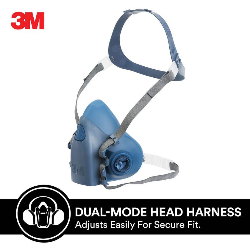 3M Cool Flow Painter Protection Respirator