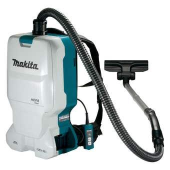 Makita 18V Brushless Backpack Vacuum Skin DVC660ZX1