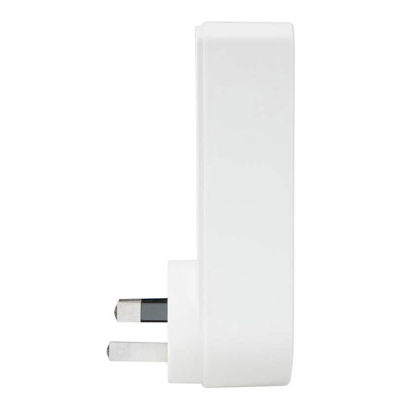 BrilliantSmart Wifi 10A Relay Control Socket 2 x AU