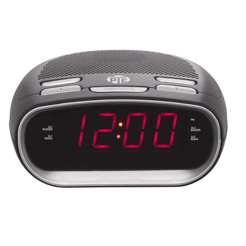 PYE AM/FM Radio Alarm Clock