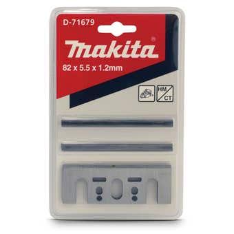 Makita Mini Blade Planer TCT Conversion Kit 82mm