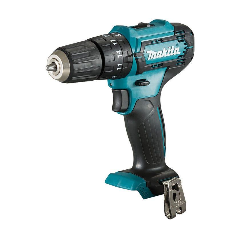 Makita 12V Max Hammer Driver Drill Skin 10mm HP333DZ