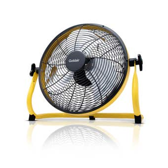 Goldair Rechargeable Floor Fan 30cm