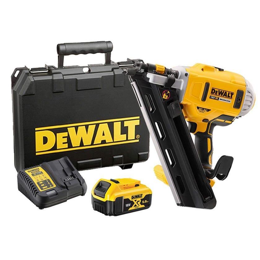 DeWALT 18V XR Framing Nailer Kit DCN692P1-XE