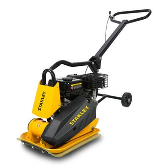 Stanley 79cc 8000Nm Compactor Plate