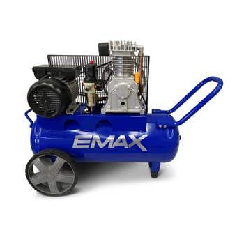 Emax Belt Drive Air Compressor 2.5HP 50L