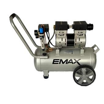 EMAX 800W Compressor Silent/Oil Free 30L
