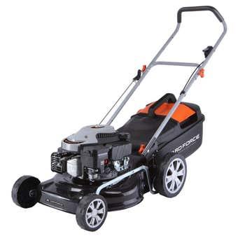 """Yard Force 144cc Lawn Mower 18"""""""