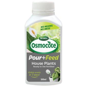 Scotts Osmocote Pour & Feed House Plants Fertiliser 500ml