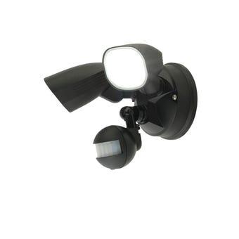 Brilliant Smart Twin Head Sensor Light CCT