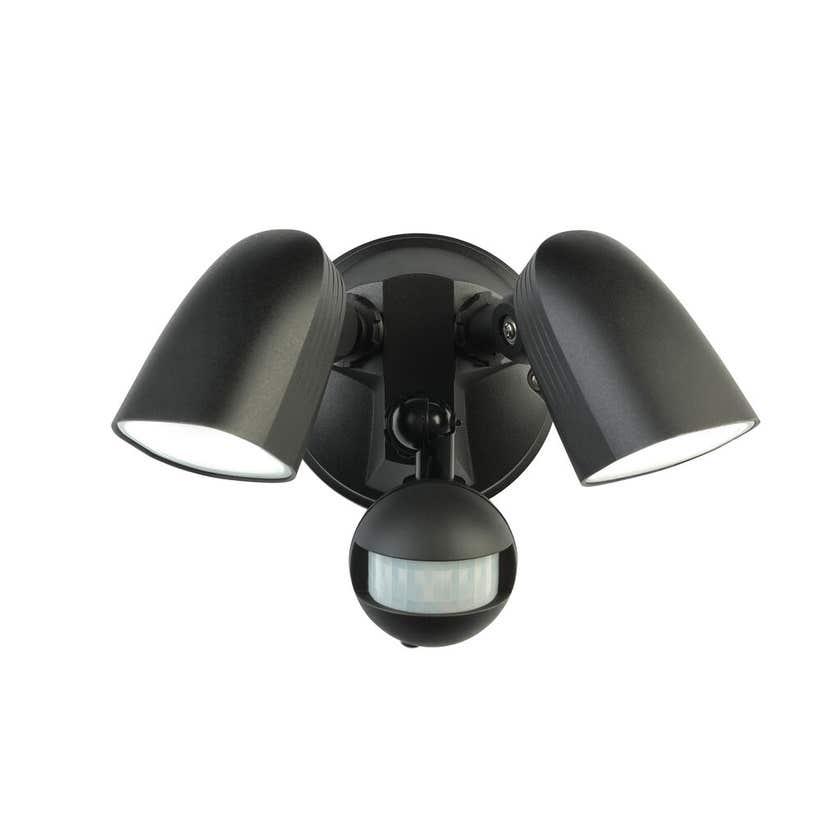 BrilliantSmart Wifi Escort Twin Head Sensor Light CCT