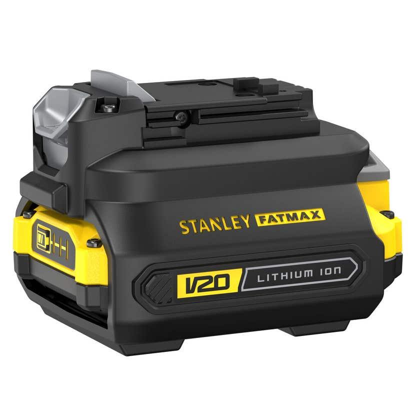 Stanley FatMax V20 18V Battery Adaptor