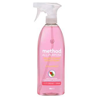 Method Multi-Purpose Cleaner Pink Grapefruit 490mL