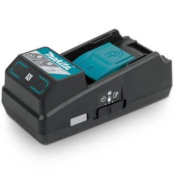 Makita 18V Battery Timer Setting and Adapter Sync Lock
