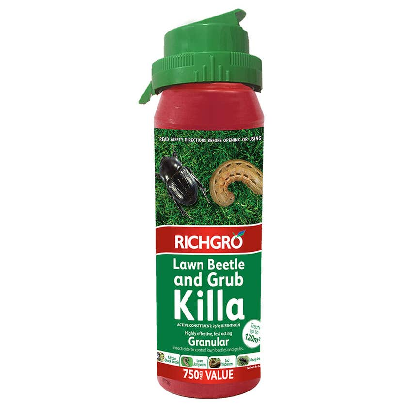 Richgro Lawn Beetle & Grub Killa 750g