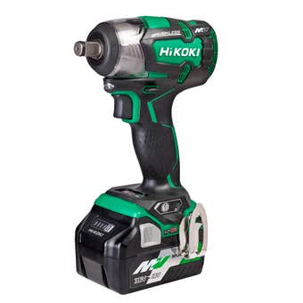 HiKOKI 36V Brushless Impact Wrench Kit 12.7mm WR36DC(HRZ)