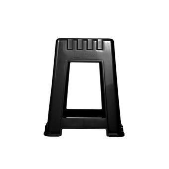 Stool Black 45cm