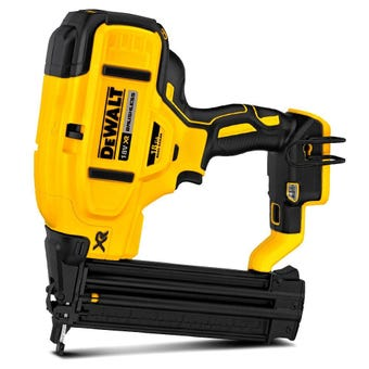 DeWALT 18V Bradder Finish Nailer 18GA Skin